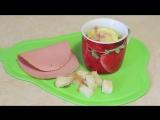 Вкусный и сытный завтрак за 5 минут