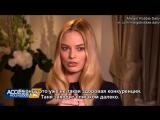 Интервью для «Access Hollywood» в рамках промоушена фильма «Виски Танго Фокстрот» («Павильон смеха») | 20.02.16 (русские субтитр