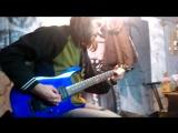 MW - Oroborus (Gojira cover) drums+guitar