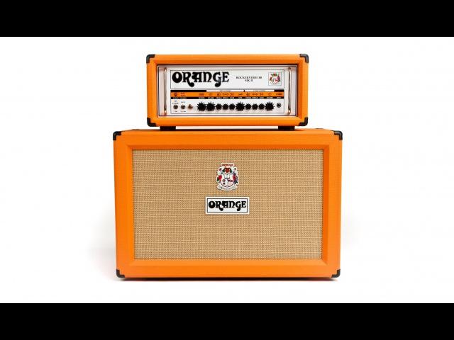 2010 Orange Rockerverb MKII смотреть онлайн без регистрации