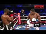 Bryant Jennings vs Luis Ortiz knockout  Луис Ортис vs Брайант Дженнингс нокаут
