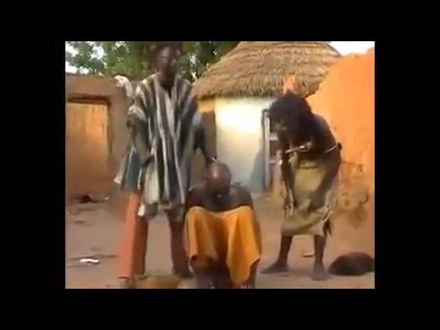Как лечат головную боль в Африке (Прикол, угар) » Freewka.com - Смотреть онлайн в хорощем качестве