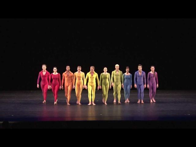 Merce Cunningham Dance Company at BAM Second Hand