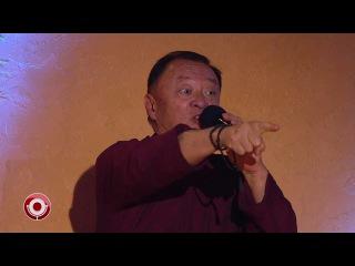 Егор Баранов, Кэри-Хироюки Тагава и Игорь Жижикин в Comedy Club (04.12.2015)