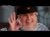 ERBoH 5-1. J.R.R. Tolkien vs George R.R. Martin (с переводом)