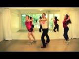 Natalia Oreiro . Bailando con sus Bailarinas Cumbia . Nasha Natasha Tour 2014 (Rusia)
