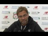 Jurgen Klopp pre match press conference - Liverpool vs. Tottenham