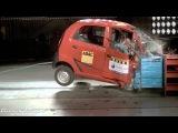DEADLY Crash Test Tata Nano - 0 STARS