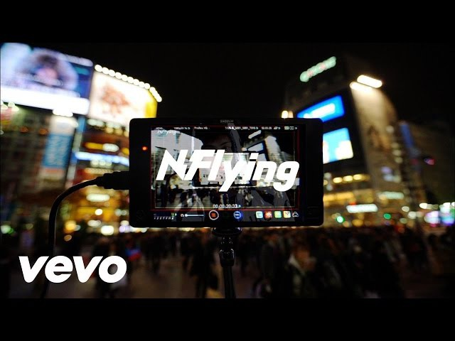 N.Flying - 「Knock Knock –Japanese ver.-」Music Video