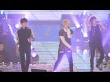 151206 펩시 콘서트 인피니트 Cover Girl 직캠 by ace