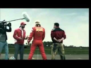 ХБ шоу руский пилот формулы 1 ,,новая ,общага ,прикол,смех,фильм,видео,лучше,