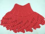 Crochet Capa - Cuello