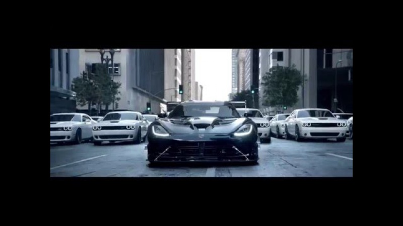 Dodge Viper ACR se junta ao lado negro da força