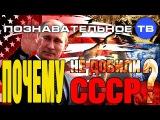 Почему не добили СССР (Познавательное ТВ, Евгений Фёдоров)