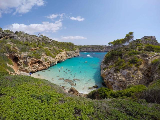 Best Palma de Mallorca road trip - GoPro Hero 4