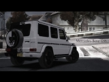 Тест-драйв Mercedes-Benz G55 Давидыча(SMOTRA)