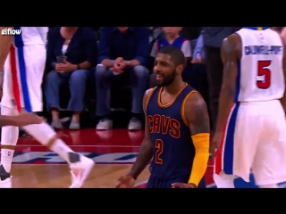 Kyrie Irving last seconds  
