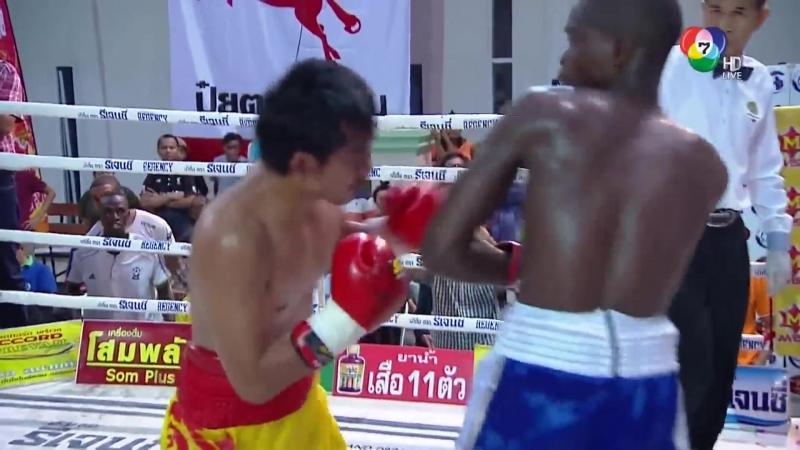 Kwanpichit OnesongchaiGym vs Twalib Tuwa (13-05-2016)