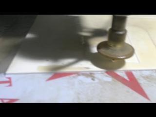 Резка керамической плитки 5 мм