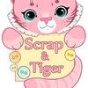"""""""Scrap&Tiger"""". Фриволите для скрапбукинга."""