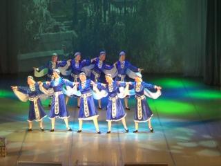 Еврейский танец. Педагог Пастухова Л.С.