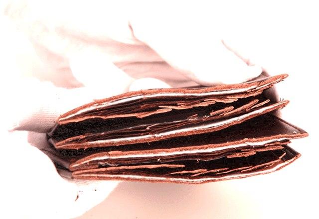 Бумажник для мужчины из настоящей кожи