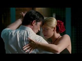 Tango dancin' scene with Antonio Banderas & Katya Virshilas from