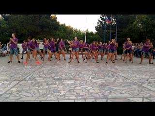 Танец вожатых 3