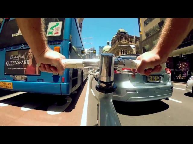 Singlespeed around Sydney City