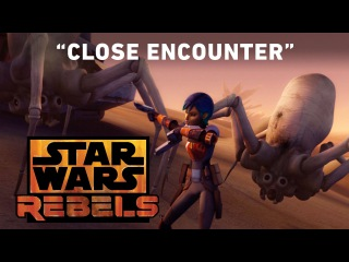 Close Encounter - The Mystery of Chopper Base Preview | Star Wars Rebels