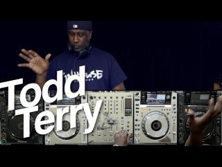 Todd Terry - DJsounds Show 2016
