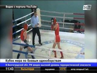 Сборная Казахстана по муайтай завоевала 5 золотых и 3 серебряные медали в Ялте