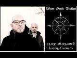 HAUJOBB - 'Dead Market' (Live at 25. WGT 2016)