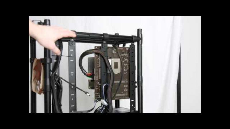 Ausgepackt angefasst [4K]: Das Bausatzgehäuse Aerocool Dreambox