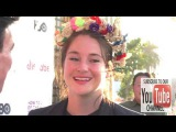 Shailene Woodley at the Premiere Of HBO's How To Let Go Of The World And Love All The Things Climate