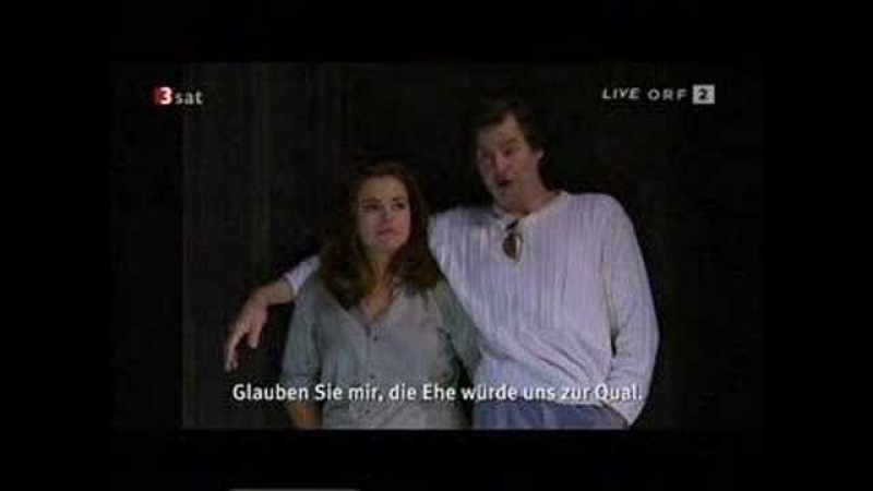 Eugene Onegin - Onegin's Aria - Peter Mattei