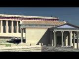 Акрополь в Афинах. 3D реконструкция