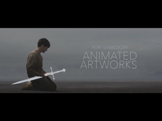 Yuri Shwedoff Animated Artworks