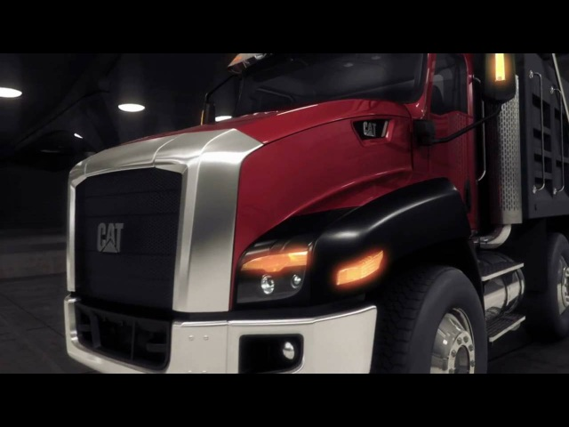 Cat CT660 Specifications Video