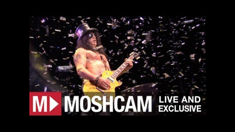 Slash ft.Myles Kennedy The Conspirators - Paradise City | Live in Sydney