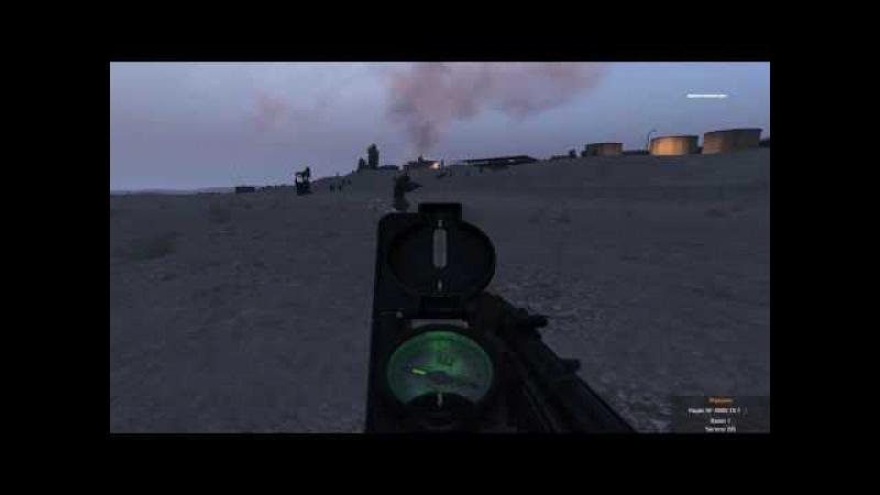 ArmA 3.REALWAR. Вот такая вот херня, случается.