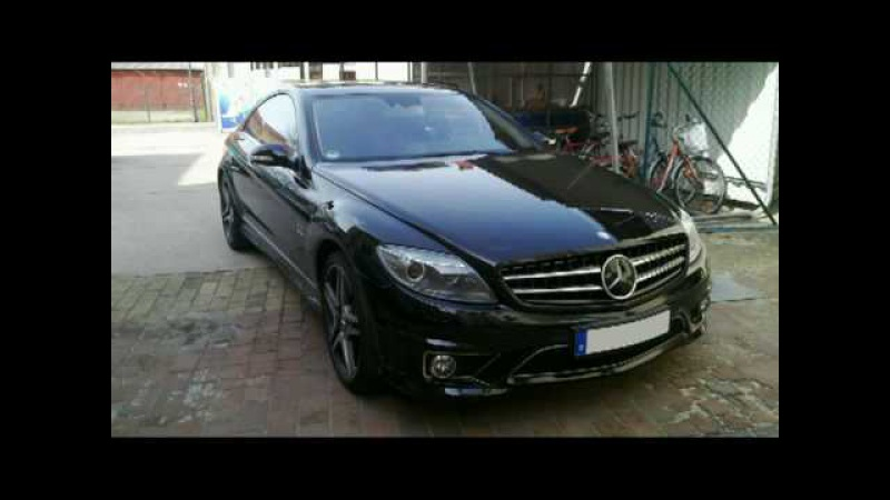Mercedes Benz CL 65 AMG - 330km/h - 660PS - CL65AMG