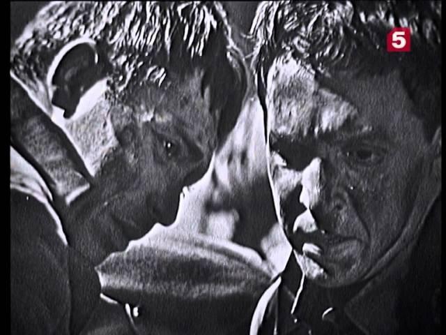 Прощай, оружие, 1-я серия, телеспектакль по роману Э. Хемингуэя. ЛенТВ, 1967 г.