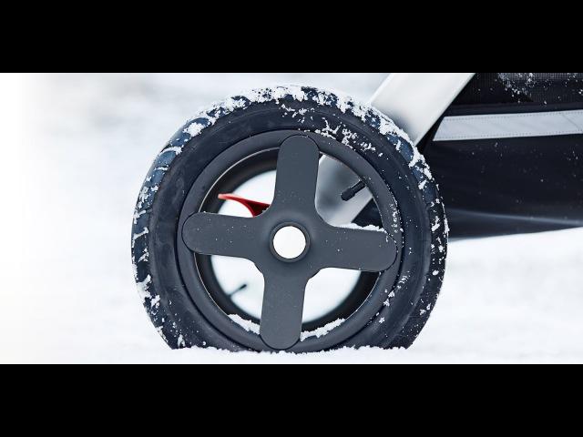 Stokke® Trailz™ - The versatile All Terrain stroller
