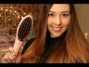Расческа выпрямитель Fast hair Straightener Review