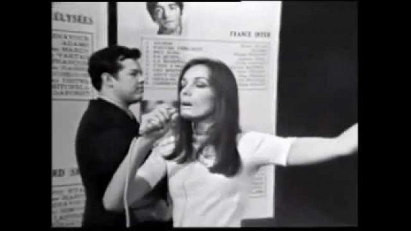 Marie Laforêt El Cabrestero live 1969