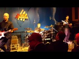 Dave Weckl drum solo with Oz Noy and Jimmy Haslip cover of James Brown I Feel Good