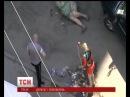 В Дніпрі зняли на відео, як депутат від Опозиційного блоку збив жінку та нищив її продукти