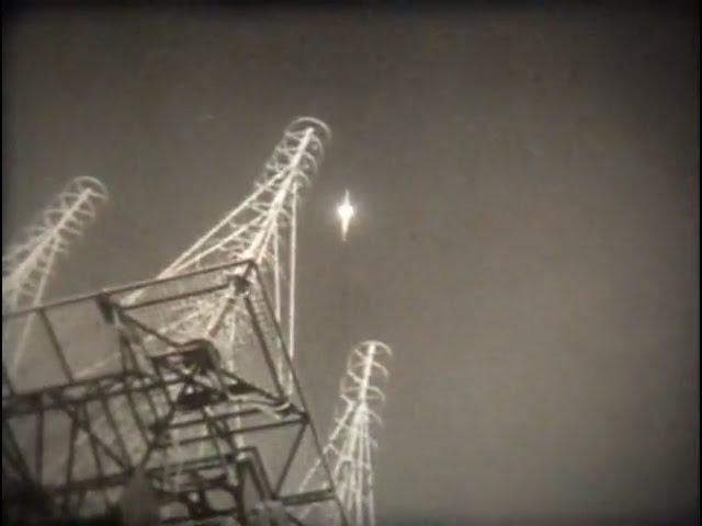 Полёт космического корабля 1972