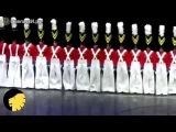 Сверхточный танец солдатиков-Delicate dance soldiers